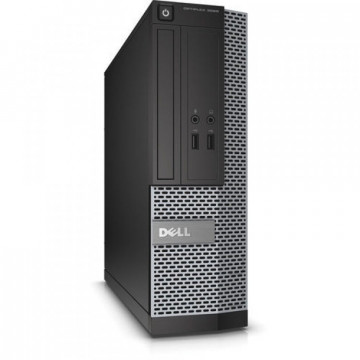 Calculator DELL OptiPlex 3010 Desktop, Intel Celeron G1610 2.60GHz, 4GB DDR3, 250GB SATA, DVD-RW, Second Hand Calculatoare Second Hand