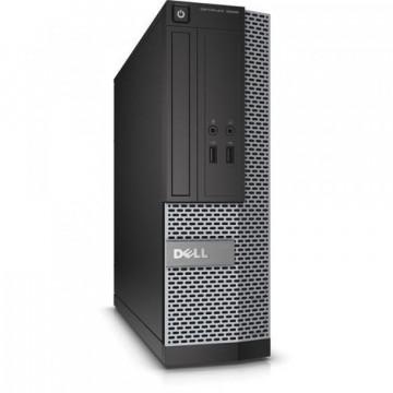 Calculator DELL OptiPlex 3010 Desktop, Intel Core i5-3470S 2.90GHz, 4GB DDR3, 250GB SATA, HDMI, DVD-RW, Second Hand Calculatoare Second Hand