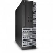 Calculator DELL Optiplex 3020 SFF, Intel Core i7-4770 3.40GHz, 4GB DDR3, 500GB SATA, DVD-ROM, Second Hand Calculatoare Second Hand