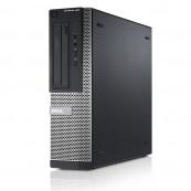 Calculator DELL OptiPlex 3010 Desktop, Intel Core i3-3220 3.30GHz, 4GB DDR3, 250GB SATA, DVD-RW, Second Hand Calculatoare Second Hand