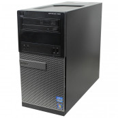 Calculator Dell OptiPlex 390 Tower, Intel Core i3-2100 3.10GHz, 4GB DDR3, 500GB SATA, DVD-RW, Second Hand Calculatoare Second Hand