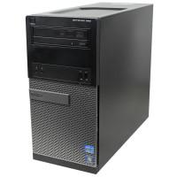 Calculator Dell OptiPlex 390 Tower, Intel Core i3-2100 3.10GHz, 4GB DDR3, 500GB SATA, DVD-RW