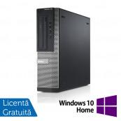 Calculator Refurbished Dell OptiPlex 390, Intel Core i3-2100, 3.10GHz, 4GB DDR3, 250GB SATA, DVD-RW, HDMI + Windows 10 Pro Calculatoare Refurbished