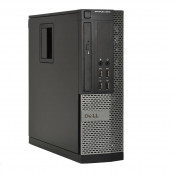 Calculator Barebone Dell 9010 SFF, Placa de baza + Carcasa + Cooler + Sursa, Second Hand Barebone