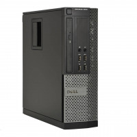 Calculator DELL OptiPlex 9010 SFF, Intel Core i5-3470 3.20 GHz, 4 GB DDR3, 250GB SATA, DVD-ROM