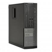 Calculator DELL OptiPlex 9010 SFF, Intel Core i5-3470 3.20GHz, 4GB DDR3, 250GB SATA, DVD-ROM Calculatoare Second Hand