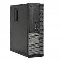 Calculator DELL OptiPlex 9010 SFF, Intel Core i5-3470 3.20GHz, 4GB DDR3, 250GB SATA, DVD-ROM