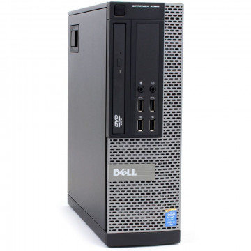 Calculator Barebone Dell Optiplex 9020 SFF, Placa de baza + Carcasa + Cooler + Sursa, Second Hand Barebone
