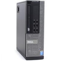 Calculator DELL OptiPlex 9020 SFF, Intel Core i3-4130 3.40GHz, 4GB DDR3, 250GB SATA, DVD-ROM