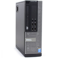Calculator DELL OptiPlex 9020 SFF, Intel Core Pentium G3220 3.00GHz, 4GB DDR3, 250GB SATA, DVD-ROM