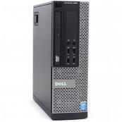 Calculator Barebone Dell Optiplex 9010 SFF, Placa de baza + Carcasa + Cooler + Sursa, Second Hand Barebone