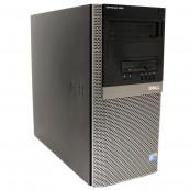 Calculator Dell Optiplex 960 Tower, Intel Core 2 Duo E8400 3.00GHz, 4GB DDR2, 250GB SATA, DVD-RW, Second Hand Calculatoare Second Hand