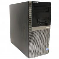 Calculator Dell Optiplex 960 Tower, Intel Core 2 Duo E8400 3.00GHz, 4GB DDR2, 250GB SATA, DVD-RW