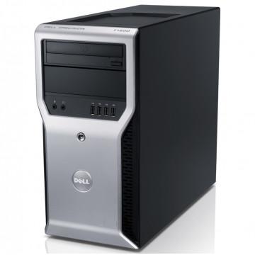 Calculator Dell Precision T1600, Intel Core i3-2100 3.10GHz, 4GB DDR3, 320GB SATA, DVD-ROM, Second Hand Calculatoare Second Hand