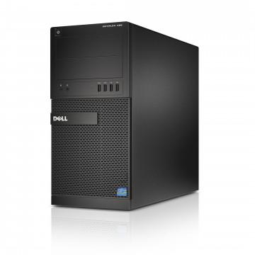 Calculator DELL OptiPlex XE2 Tower, Intel Core i5-4570S 2.90GHz, 4GB DDR3, 500GB SATA, DVD-RW, Second Hand Calculatoare Second Hand