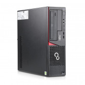 Calculator FUJITSU SIEMENS E720 Desktop, Intel Core i3-4130 3.40GHz, 4GB DDR3, 500GB SATA, DVD-RW, Second Hand Calculatoare Second Hand