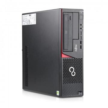 Calculator FUJITSU SIEMENS E720 Desktop, Intel Core i3-4170 3.70GHz, 4GB DDR3, 500GB SATA, DVD-ROM, Second Hand Calculatoare Second Hand