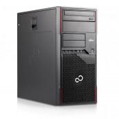 Calculator Fujitsu Celsius W410 Tower, Intel Core i5-2400 3.10GHz, 4GB DDR3, 250GB SATA, DVD-RW + Windows 10 Pro, Refurbished Intel Core i5