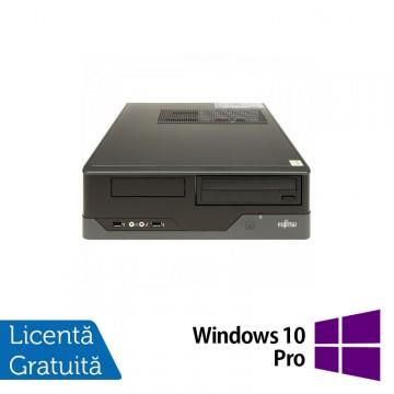 Dell Optiplex 380 SFF, Intel Celeron E3300 2.5Ghz, 2GB DDR3, 160GB HDD, DVD-ROM + Windows 10 Pro, Refurbished Calculatoare Refurbished