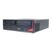 Calculator Fujitsu E420 Desktop, Intel Core i5-4440 3.10GHz, 8GB DDR3, 240GB SSD, DVD-RW