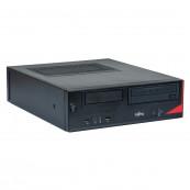 Calculator Fujitsu E520 SFF, Intel Core i3-4130 3.40GHz, 4GB DDR3, 250GB SATA, DVD-ROM, Second Hand Calculatoare Second Hand
