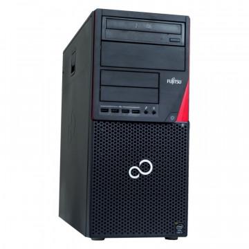 Calculator FUJITSU SIEMENS P920, Intel Core i5-4570 3.20GHz, 4GB DDR3, 250GB SATA, DVD-RW, Second Hand Calculatoare Second Hand