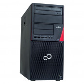Calculator FUJITSU SIEMENS P920 Tower, Intel Core i7-4770 3.40GHz, 8GB DDR3, 240GB SSD, DVD-RW, Second Hand Calculatoare Second Hand