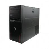 Workstation FUJITSU CELSIUS W510, Intel Xeon E3-1225 3.1GHz - 3.4GHz, 8GB DDR3, 500GB SATA, DVD-ROM Workstation