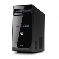 Calculator HP Pro 3500 Tower, Intel Pentium G2030 3.00GHz, 4GB DDR3, 250GB SATA, DVD-RW