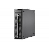 Calculator HP 400 G1 Desktop, Intel Pentium G3250 3.20GHz, 4GB DDR3, 500GB SATA