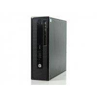 Calculator HP 400 G1 SFF, Intel Core i7-4770 3.40GHz, 4GB DDR3, 500GB SATA, DVD-RW