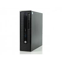 Calculator HP 400 G1 SFF, Intel Pentium G3220 3.00GHz, 4GB DDR3, 500GB SATA, DVD-ROM