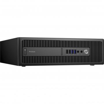 Calculator HP Prodesk 600 G2 SFF, Intel Core i3-6100 3.70GHz, 4GB DDR4, 500GB SATA, DVD-RW, Second Hand Calculatoare Second Hand
