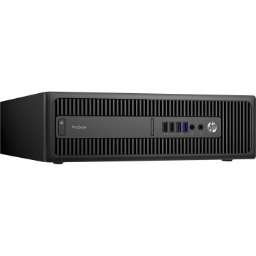 Calculator HP Prodesk 600 G2 SFF, Intel Core i5-6400T 2.20GHz, 8GB DDR4, 500GB SATA, Second Hand Calculatoare Second Hand
