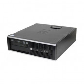 Calculator Barebone HP 6000 SFF,  Placa de baza + Carcasa + Cooler + Sursa, Second Hand Barebone