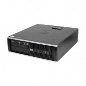 Calculator HP 6000 Pro Desktop, Intel Celeron E3300 2.50GHz, 4GB DDR3, 250GB SATA, DVD-ROM, Second Hand Calculatoare Second Hand