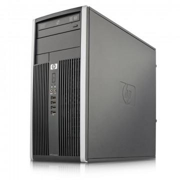 Calculator HP 6000 Tower, Intel Pentium E5500 2.80GHz, 4GB DDR3, 250GB SATA, DVD-RW, Second Hand Calculatoare Second Hand