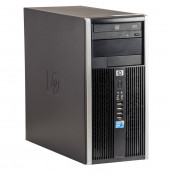Calculator HP 6005 Pro Tower, AMD Athlon II X2 220 2.80GHz, 4GB DDR3, 500GB SATA, ATI Radeon 4550 ( + cablu DMS-59 -> 2xVGA ), DVD-RW, Second Hand Calculatoare Second Hand