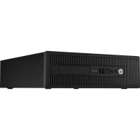 Calculator HP Prodesk 700G1 SFF, Intel Core i5-4570 3.20GHz, 4GB DDR3, 500GB SATA, DVD-RW