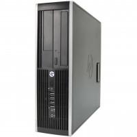 Calculator HP 6200 SFF, Intel Core i3-2100 3.10GHz, 8GB DDR3, 500GB SATA, DVD-ROM