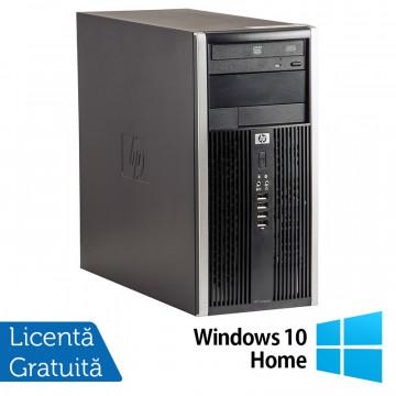 Calculator HP 6200 Tower, Intel Pentium G620 2.60GHz, 4GB DDR3, 250GB SATA, DVD-ROM (Top Sale!) + Windows 10 Home, Refurbished Calculatoare Refurbished