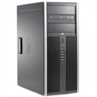 Calculator HP 6200 Pro Tower, Intel Core i7-2600 3.40GHz, 4GB DDR3, 320GB SATA, DVD-RW