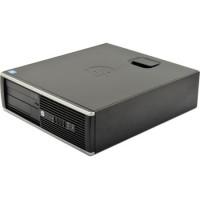 Calculator HP 6300 SFF, Intel Core i3-2120 3.30GHz, 4GB DDR3, 500GB SATA, Nvidia Quadro NVS 315 1GB DDR3 + Cablu DMS-59 cu doua iesiri VGA