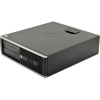 Calculator HP 6300 SFF, Intel Core i3-3220 3.30GHz, 8GB DDR3, 500GB SATA, Placa video Gaming Geforce GTX 750/4GB GDDR5 128Bit