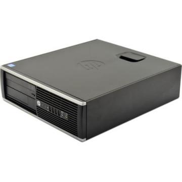 Calculator HP 6300 SFF, Intel Core i5-3470 3.20GHz, 4GB DDR3, 250GB SATA, DVD-ROM, Second Hand Calculatoare Second Hand