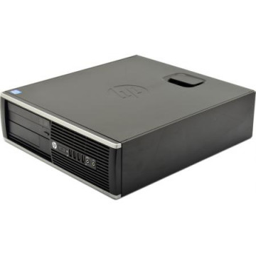 Calculator HP 6300 SFF, Intel Core i7-3770S 3.10GHz, 8GB DDR3, 500GB SATA, DVD-RW, Second Hand Calculatoare Second Hand