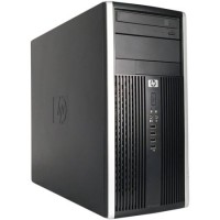 Calculator HP 6300 Tower, Intel Core i3-3220 3.30GHz, 4GB DDR3, 250GB SATA, DVD-ROM + Windows 10 Home