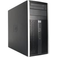 Calculator HP 6300 Tower, Intel Core i5-3470s 2.90GHz, 4GB DDR3, 250GB SATA, DVD-ROM + Windows 10 Home