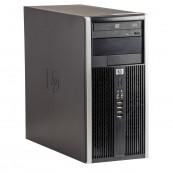 Calculator HP 6300 Tower, Intel Core i5-2400 3.10GHz, 4GB DDR3, 250GB SATA, DVD-RW Calculatoare Second Hand