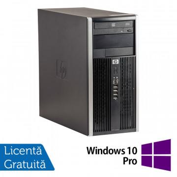 Calculator HP 6300 Tower, Intel Core i7-3770S 3.10GHz, 8GB DDR3, 120GB SSD, DVD-RW + Windows 10 Pro, Refurbished Calculatoare Refurbished